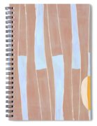 Seed Of Learning No. 3 Spiral Notebook