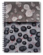Seeds Of Life Spiral Notebook