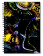 Seeds Of Memory Spiral Notebook