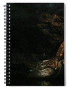 Seegrotte-6 Spiral Notebook