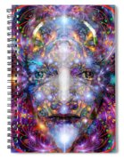 Seeing In A Sacred Manner Spiral Notebook