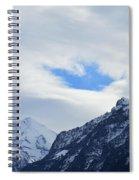 Seeing Through Spiral Notebook