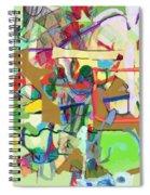 Seeker Being Sought 1e Spiral Notebook