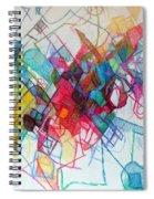 Seeking Suitable Study Partner 1 Spiral Notebook