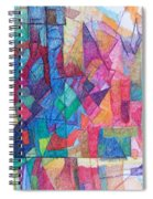 Seeking The Path To The Next World 1 Spiral Notebook