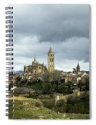 Segovia Surrounded Spiral Notebook