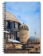 Sehzade Mosque 02 Spiral Notebook