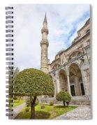 Sehzade Mosque 09 Spiral Notebook