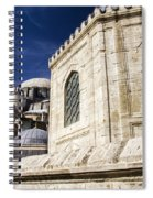 Sehzade Mosque Istanbul Spiral Notebook