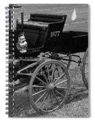 Selden Automobile Spiral Notebook