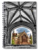 selective colors Princeton University Spiral Notebook