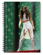 Selena Gomez-8678-1 Spiral Notebook