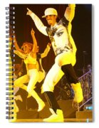 Selena Gomez-8707 Spiral Notebook