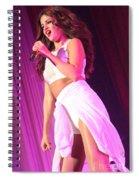 Selena Gomez-8854 Spiral Notebook