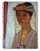 Self Portrait, 1906-7 Spiral Notebook