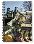 Self Propelled Gun 2 Spiral Notebook