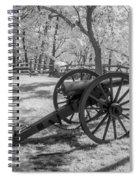 Seminary Ridge  8d00034i Spiral Notebook