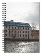 Seneca Falls Knitting Mill Spiral Notebook
