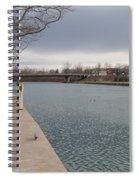 Seneca Falls Marina Spiral Notebook