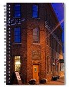 Seneca Winery Spiral Notebook