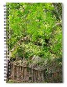 Senescence Spiral Notebook
