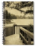 Seney Osprey Spiral Notebook