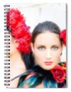 Senoritas Spiral Notebook