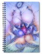 Sensorial Cognizance Spiral Notebook