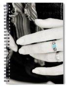 Sensuality Spiral Notebook