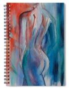 Sensuelle Spiral Notebook