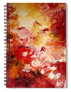 Senteurs Exquises Spiral Notebook