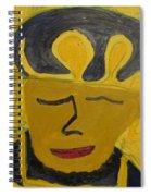 September  Eleventh  Spiral Notebook