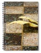 September Game #1 Spiral Notebook
