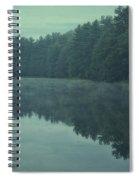 September Reflection Spiral Notebook