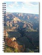September's South Rim Spiral Notebook