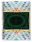 Sequins Spiral Notebook