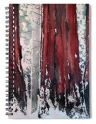 Sequoia Spiral Notebook