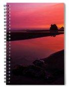 Serenade Flow Spiral Notebook