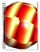 Serendipity By Jammer Spiral Notebook