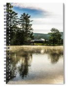 Serene Morning Spiral Notebook