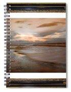 Serene Sunrise Spiral Notebook