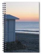 Serene Sunset 2 Spiral Notebook