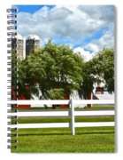 Serene Surroundings Spiral Notebook
