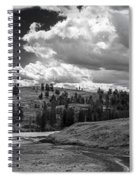 Serene Valley Spiral Notebook