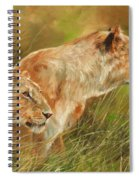 Serengeti Sisters Spiral Notebook
