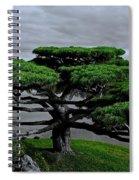 Serenity And Balance Spiral Notebook