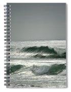 Serenity At Bodega Bay Spiral Notebook