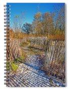 Serenity Trail.... Spiral Notebook