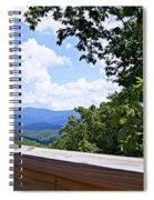 Serenity View Spiral Notebook