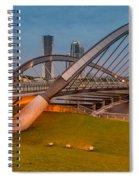 Seri Empangan Bridge Spiral Notebook